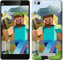 "Чехол на Xiaomi Mi4i Minecraft 4 ""2944c-177"""