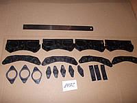 К-т уплотнений прокладки головки блока ЯМЗ-238 (нового образца) (ЯЗРТИ), 238Д-1003210-Р  трактора, грузовой машины, автобуса, тягача, спецтехники,