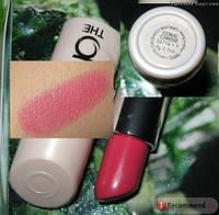 Ультралегкая губная помада Oriflame 5-в-1 The ONE Colour Stylist  32716-Coral Caresse/Нежная фрезия