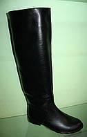 Женские кожаные зимние сапоги ТМ Vels мод 1332