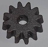 Шестеренка (шестерня) для бетономешалки Agrimotor агриматор на 12 зубьев, фото 3