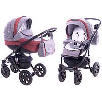 Детская универсальная коляска 2 в 1 Adamex Barletta 401L