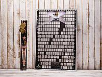 Скретч постер Cinema 21 век