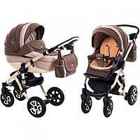 Детская универсальная коляска 2 в 1 Adamex Barletta 408L