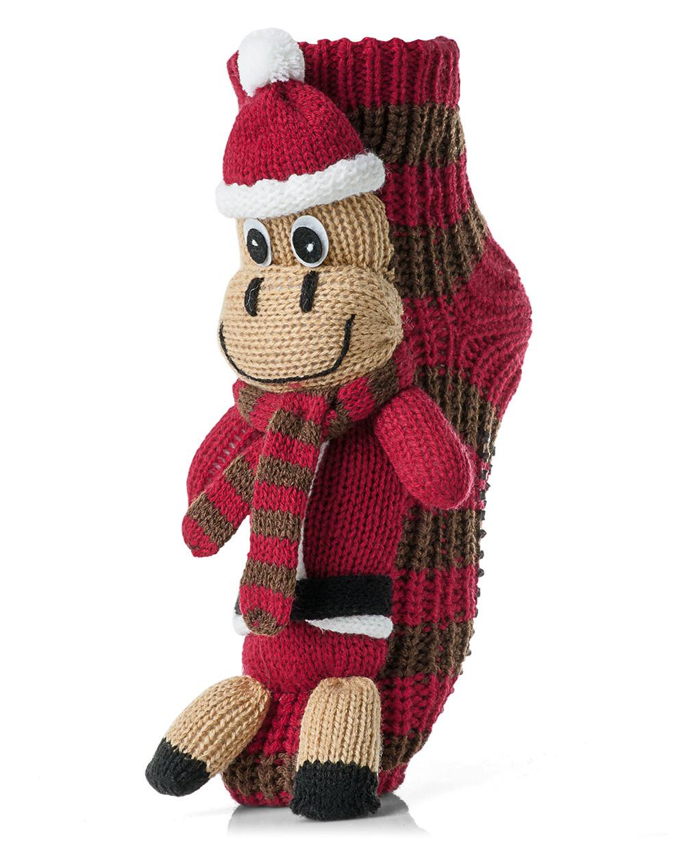 Рождественские и новогодние носки.Польша.Attractive BUCK1.Оригинал