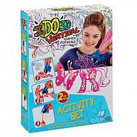 Детский набор для творчества с 3D-маркером Сказка 3D-маркер - 2 шт