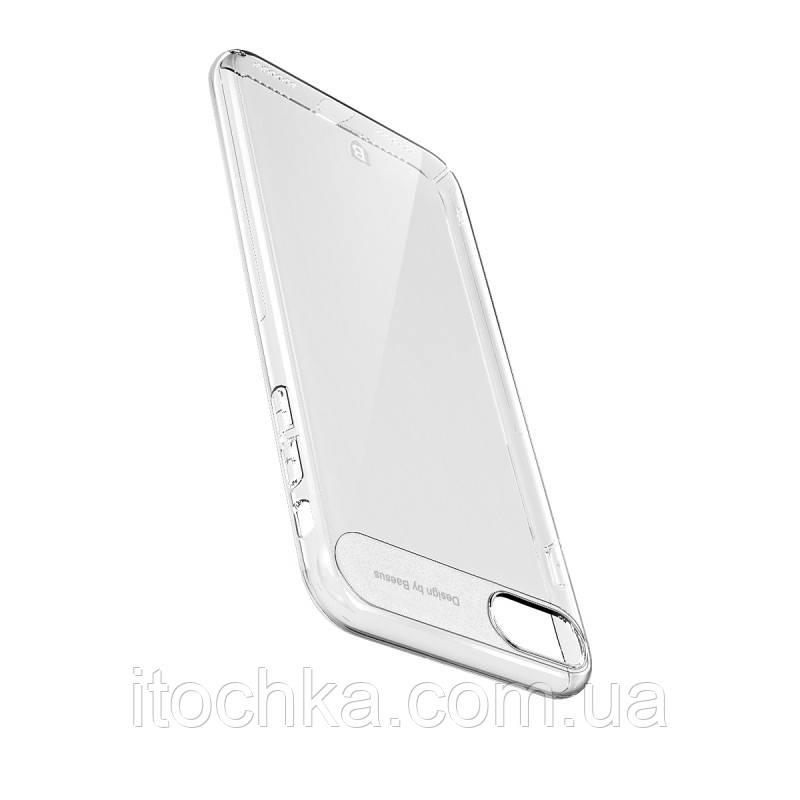 Чехол - накладка Baseus Simple Series Case for iphone 7 Plus Transparante