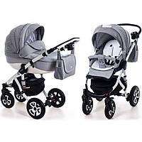 Детская универсальная коляска 2 в 1 Adamex Barletta 53L