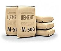 Цемент строительный М500 АШ