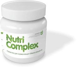 NutriComplex (НутриКомплекс) - комплекс для улучшения обмена веществ.  Цена производителя.
