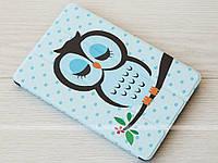 Чехол Slimline Print для ASUS Zenpad 3 8.0 Z581KL Owl
