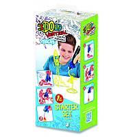 Детский набор для творчества с 3D-маркером Космос 3D-маркер, шаблон
