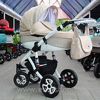 Детская универсальная коляска 2 в 1 Adamex Barletta 638К
