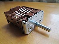 Переключатели к бытовым электроплитам