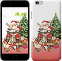 "Чехол на Xiaomi Mi4c Дед Мороз с подарками ""219c-178"""