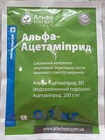 Инсектицид Альфа-Ацетамиприд 100 грам (Моспилан)