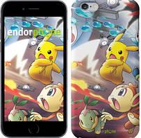 """Чехол на iPhone 6 Plus Покемоны pokemon go v2 """"3771c-48"""""""