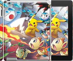 """Чехол на iPad 2/3/4 Покемоны pokemon go v2 """"3771c-25"""""""