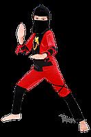 Детский карнавальный костюм Ниндзя Код. 2063