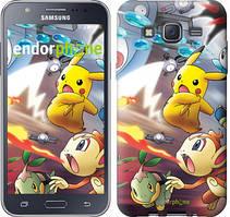 "Чехол на Samsung Galaxy J5 J500H Покемоны pokemon go v2 ""3771c-100"""