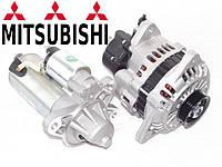 Стартер, генератор на Mitsubishi (Митсубиси). AS Poland - европейское качество новых запчастей.