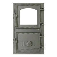 Дверца для печи 431 SVT, фото 1