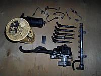 Паливна система 2.5tdi Volkswagen Crafter Форсунка ТНВД Рейка Обратка
