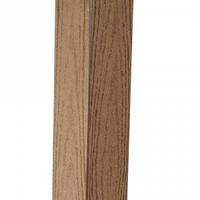 Декоративные ограждения TM Holzdorf, профиль опорный 100*100*8 мм Импрэс