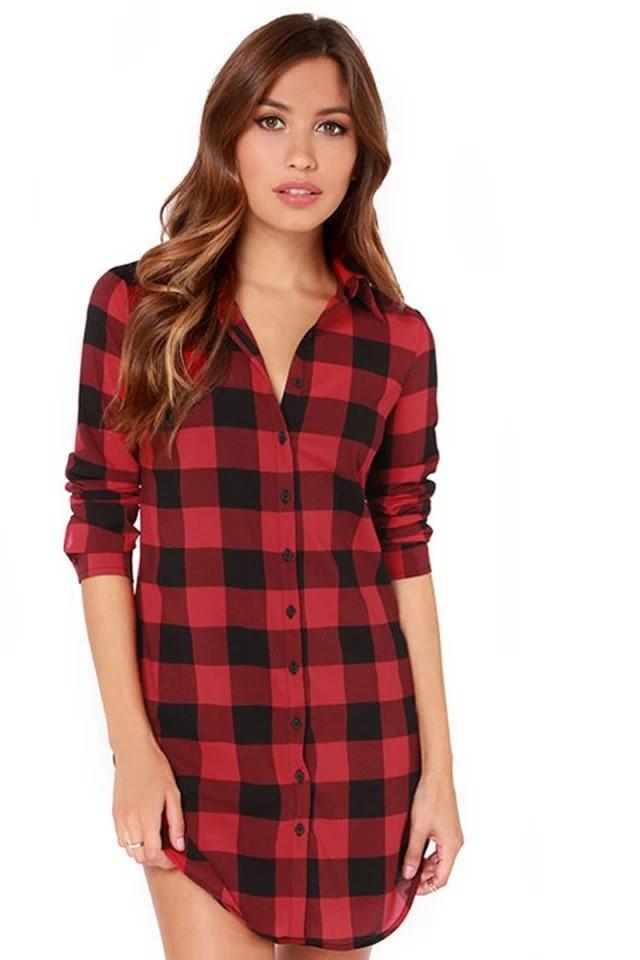 Женская рубашка AL-6692-35