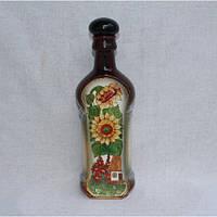 Бутылка расписная (1л) 1БУКР