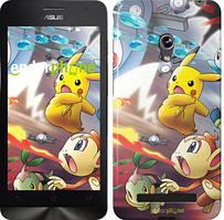 """Чехол на Asus Zenfone 5 Покемоны pokemon go v2 """"3771c-81"""""""