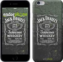 """Чехол на iPhone 6 Plus Whiskey Jack Daniels """"822c-48"""""""