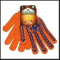 Какие рабочие перчатки из х/б выбрать по классу вязки и количеству нитей
