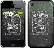 """Чехол на iPhone 3Gs Whiskey Jack Daniels """"822c-34"""""""
