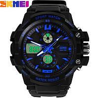 Спортивные военные мужские часы Skmei 0990