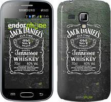 "Чохол Samsung Galaxy S Duos s7562 zka Whiskey Jack Daniels ""822c-84"""