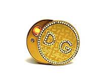 Зажигалка USB Dolce Gabbana Сircle электроимпульсная круглая женская, фото 1