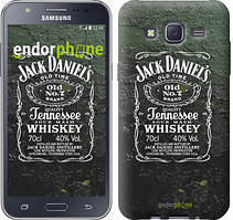"Чехол на Samsung Galaxy J5 J500H Whiskey Jack Daniels ""822c-100"""