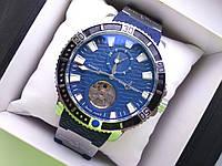Часы Ulysse Nardin Maxi Marine Diver Turbion 61