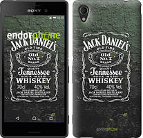 """Чехол на Sony Xperia M4 Aqua Whiskey Jack Daniels """"822c-162"""""""