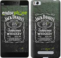 """Чехол на Xiaomi Mi4i Whiskey Jack Daniels """"822c-177"""""""
