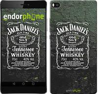 """Чехол на Huawei Ascend P8 Whiskey Jack Daniels """"822u-123"""""""
