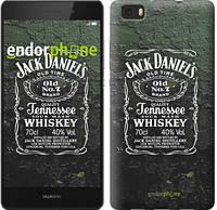 """Чехол на Huawei Ascend P8 Lite Whiskey Jack Daniels """"822u-126"""""""