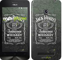 """Чехол на Asus Zenfone 5 Whiskey Jack Daniels """"822c-81"""""""