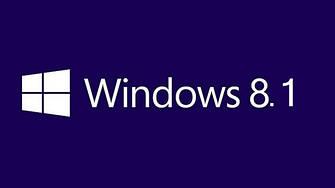 Операционные системы Windows 8/8.1