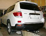 Фаркоп Toyota Highlander II 2007-, фото 4