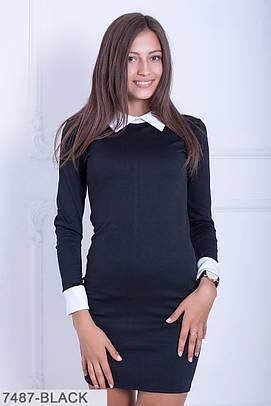 Жіноче класичне чорне плаття Gots