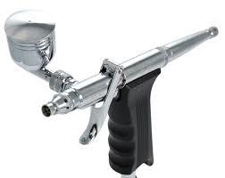 Аэрограф пистолетного типа Sparmax GP-50
