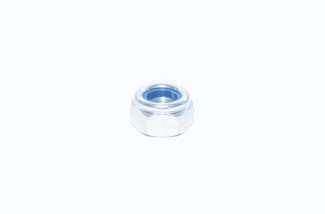 Гайка самоконтрящаяся М16 DIN 985 с нейлоновым кольцом