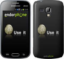 "Чохол Samsung Galaxy S Duos s7562 zka Use it ""207c-84"""